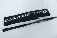 "Shimano Game Type J 6'2"" Heavy Spinning Rod - Used - Excellent"