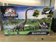 Jurassic World Legacy Collection Brachiosaurus Jurassic Park In Hand! Box Damge