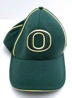Oregon Ducks Baseball Cap Official Nike Swoosh Flex Hat M/L Size
