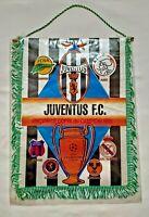 GAGLIARDETTO JUVENTUS VINCITRICE COPPA DEI CAMPIONI CHAMPIONS LEAGUE 1996 AJAX