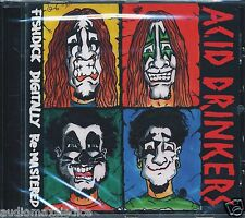 Acid Drinkers Fishdick Digitally Re-Mastered CD Polish Rock