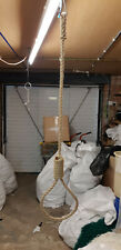 Hangman'S Noose Light Pull Wall Hanger Ornament Decoration handmade in Dorset