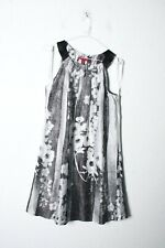 Ted Baker Womens Floral Print Satin Feel Tunic - Size 3 (L-HH4)