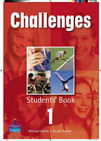 Challenges Student Book 1 Global by Mower, David|Harris, Michael (Paperback book