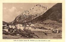 Ferrovia delle Dolomiti - Valle di Cadore verso M. Antelao