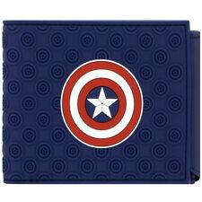 NEW OFFICIAL Marvel Captain America Civil War Shield Boys Mens Wallet