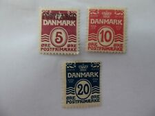 Denmark early m/mint selection