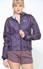 Nike Element Shield Running Jacket All Over Print Full Zip Women's Size XS