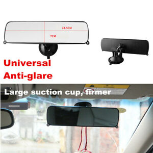 Rear View Suction Cup Driving Instructor Mirror Wide Angle Car Truck Universal