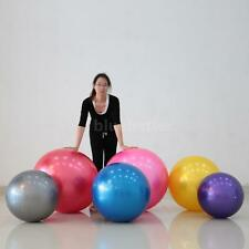 65CM Sports Balance Gym Ball Pilates Yoga Fit Exercise Office Chair Core I2P7