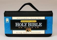 Scourby Bible-KJV-Dramatized by Alexander Scourby: New