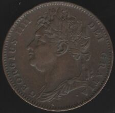 More details for 1822 george iiii farthing coin   british coins   pennies2pounds