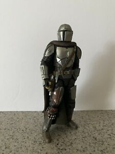Wired Cape FOR Black Series 6in Mandalorian (Long) CAPE ONLY
