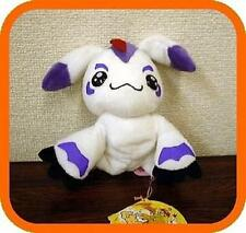 "Gomomon Digimon Plush 6"" Bean Bag Bandai Japan New"