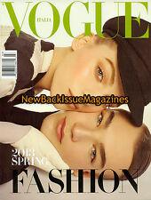 Italian Vogue 3/13,Vanessa Axente,March 2013,NEW
