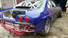 Nissan Skyline R33 Quarters Overfenders +30mm GTR Style Wide body kit Drift GTS