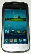 Samsung Galaxy Admire 2 SCH-R830C  4GB  Silver Cricket Smartphone Good Condition