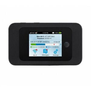 Unlocked ZTE MF985 Velocity2 AT&T 4G LTE 600Mbps Mobile Hotspot Mobile Broadband