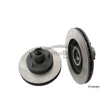One New OPparts Disc Brake Rotor Front 40509021 for Chevrolet GMC Isuzu
