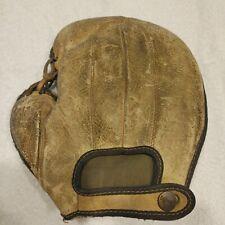 New listing Vintage Reach Baseball Glove Mitt Left Handed Rare