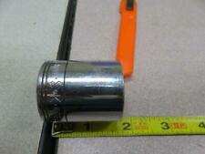 "S-K 40327 27Mm Metric 12 Point 1/2"" Drive Socket U.S. Made Used"