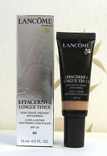 Lancome Effacernes Long Lasting Concealer - Beige Ambre 03 BNIB- UPDATED VERSION