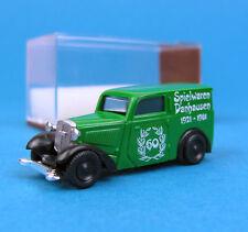 Brekina H0 DKW F7 Kasten 60 Jahre Spielwaren Danhausen OVP Oldtimer HO 1:87 Box