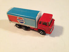Pepsi Cola Truck 1:120 Scale Hong Kong Diecast Model