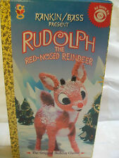 Rudolph the Red Nosed Reindeer  DVD Burl Ives Christmas Classic FREE SHIPPING