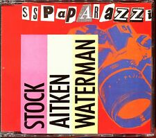 STOCK AITKEN WATERMAN - SS PAPARAZZI - CD MAXI 3 INCH 8 CM [226]