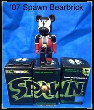 Medicom McFarlane Bearbrick Spawn Bearbrick 2007 Mini figure New Movie