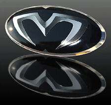 Hyundai Tucson 2004-2010  M&S 3D LENKRADEMBLEM ZUBEHÖR LENKRAD EMBLEM