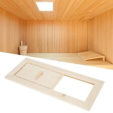 Steam Room Sauna Air Ventilation Panel Air Vent Grille Sauna Equipment Accessory