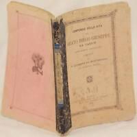 GIUSEPPE DA MONTEROTONDO COMEPNDIO VITA BEATO DIEGO GIUSEPPE DA CADICE 1894