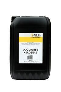 Odourless Kerosene/Paraffin 25L 25 LITRE (NOT 20L)