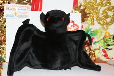 Ty Black Batty The Beanie Buddy Halloween Bat.2000-Mwnmt-Retired-Ni ce Gift
