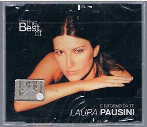 LAURA PAUSINI E RITORNO DA TE  CD SINGOLO SINGLE  cds SIGILLATO!!!