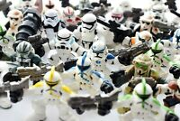 STAR WARS GALACTIC HEROES CLONE TROOPER FIGURES SELECTION - MANY TO CHOOSE FROM!