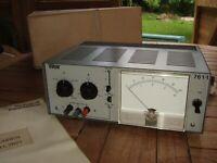 WEIR MAXIREG 761.1 LAB Bench Power Supply. Original Box. Looks Unused. EXCELLENT