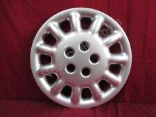 """NOS OEM Chrysler Sebring Full 16"""" Wheel Cover 1997 - 99 SPARKLE SILVER"""