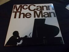 LES McCANN The Man LP '78 A&M Jazz (EX) Promo