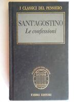 Le confessionisant'agostinoFabbri classici pensierofilosofia religione nuovo