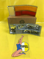 NEU ORIGINAL OPEL Rekord C Commodore A Rücklicht RECHTS Glas (Bild) + Gehäuse