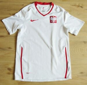 POLAND Nike Home Shirt 2010/11 (S)