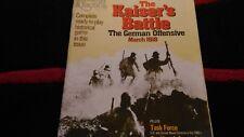 The KAISER'S Battle- German Offensive 1918 S&T #83 1980 ***MINT & UNPUNCHED***