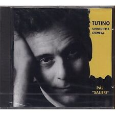 MARCO TUTINO - SINFONIETTA CHIMERA - Pal Salieri - CD 1994 SIGILLATO SEALED
