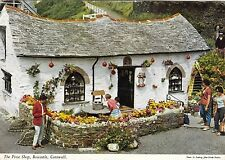 Postcard - Boscastle - The Pixie Shop