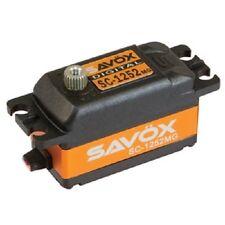 Savox Digital Low Profile Servo 7.0KG/0 .07 SEC@6V - SAV-SC1252MG