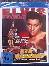 KID GALAHAD - Blu-ray - Region ALL ( A,B,C ) - Elvis Presley