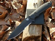 Benchmade Protagonist 169SBK 154CM Drop Point Grivory Handle Polymer Sheath USA